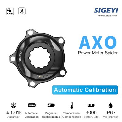 AXO power meter spider